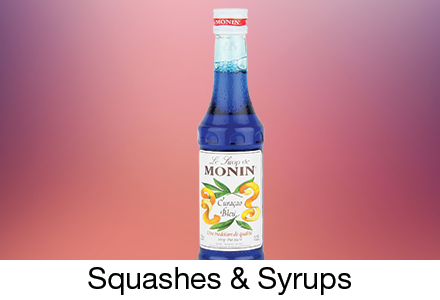Squashes & Syrups
