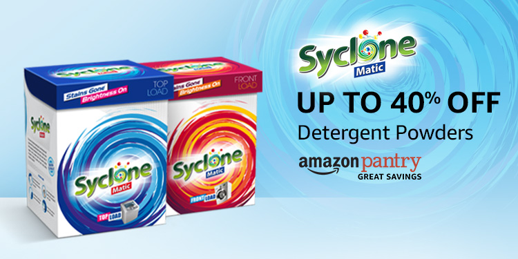 Up to 40% off: Syclone