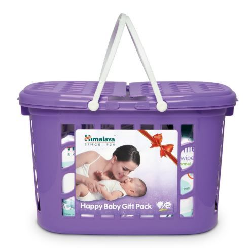 Himalaya Gift Pack set of 9 Baby Care products at Rs. 605