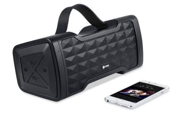 Flat 53% off on Zoook Jazz Blaster 30W Bluetooth Speaker with Auxin & Handsfree Calling