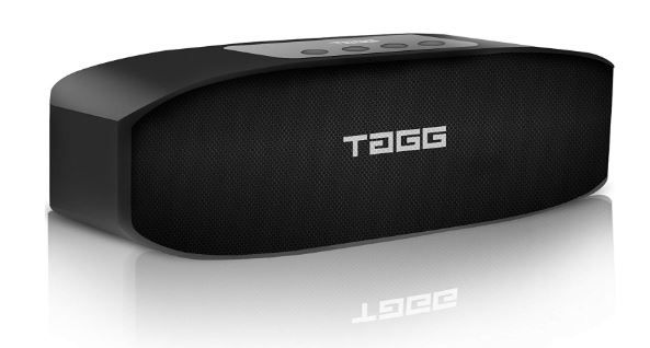 TAGG Loop Portable Wireless Bluetooth Speaker with Mic at Rs. 1899