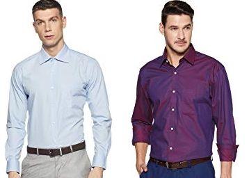 Raymond Shirts at Minimum 50% - 70% OFF + Free Shipping
