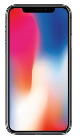 Flat 24% off on Apple iPhone X (64GB) - Silver