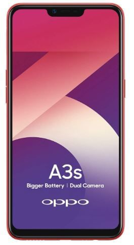 Flat 33% off on OPPO A3s (Red, 2GB RAM, 16GB Storage)