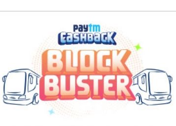 Book 10 bus tickets on Paytm to get vouchers upto 5,500