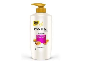 Flat 50% off on Pantene Hairfall Control Shampoo, 675ml