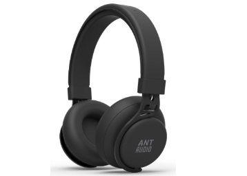 Flat 78% off on Ant Audio Treble 900 On -Ear HD Bluetooth Headphones with Mic