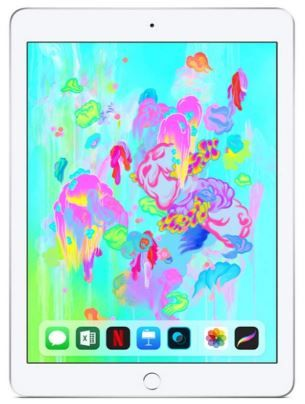 Flat 23% off 9.7 inch iPad Wi-Fi 128GB - Silver