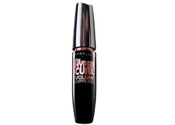 Maybelline New York Hypercurl Mascara Washable, Black, 9.2g At Rs.210
