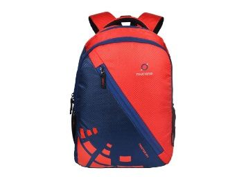 Hot Wheels Yellow School Backpack At Rs.308 + Free shipping
