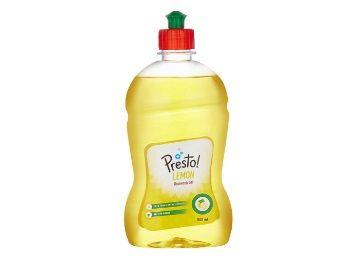 Flat 65% off on Amazon Brand - Presto! Dish Wash Gel - 500 ml (Lemon)