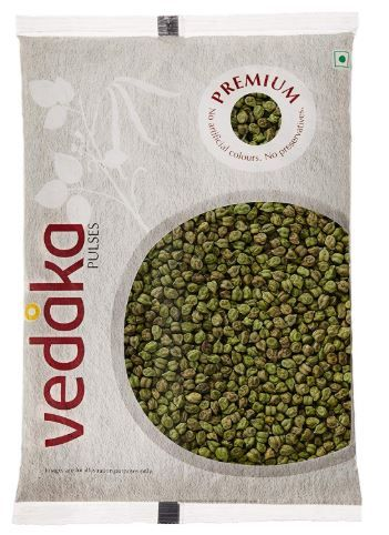 Flat 56% off on Vedaka Premium Green Chana 1kg AT Just Rs.