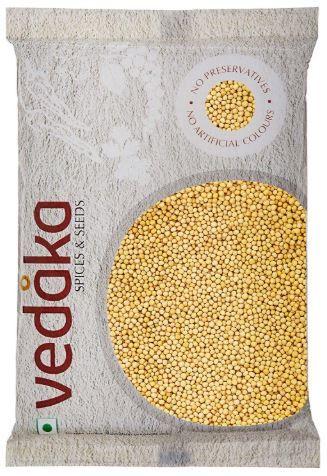 Flat 59% off on Amazon Brand - Vedaka Yellow Mustard Seeds, 100g