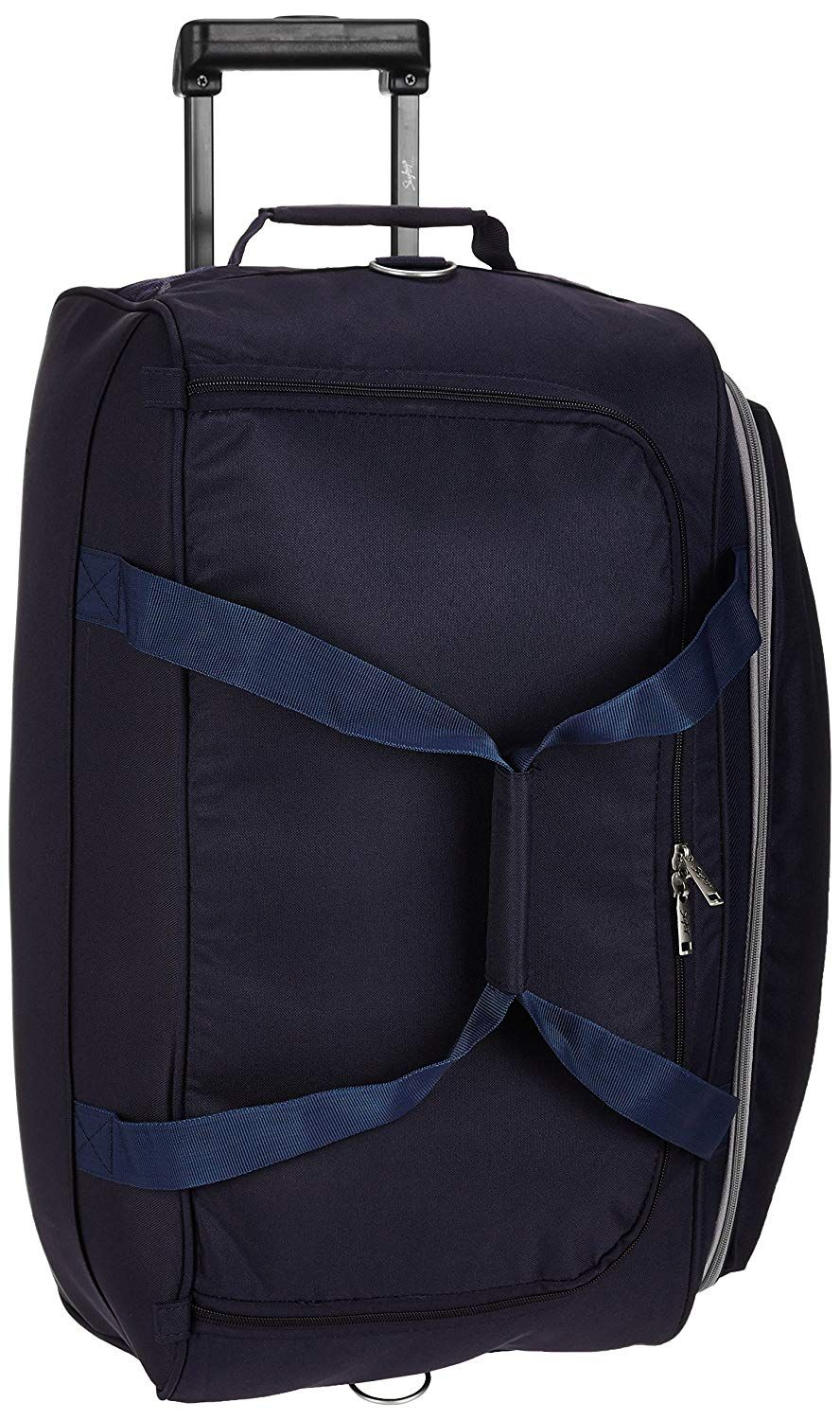 Skybags Cardiff Polyester 63.5 cms Blue Travel Duffle