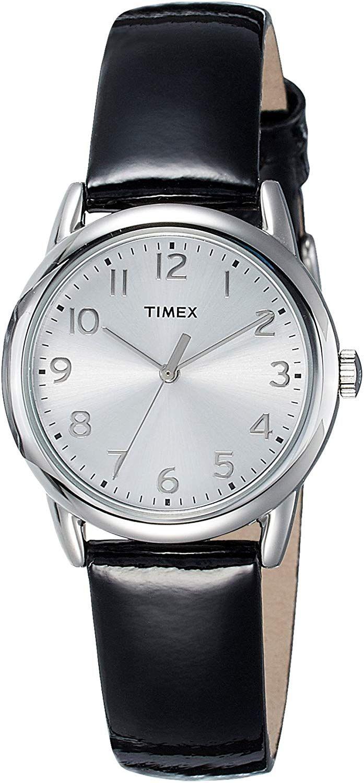 Timex Analog Silver Dial Women