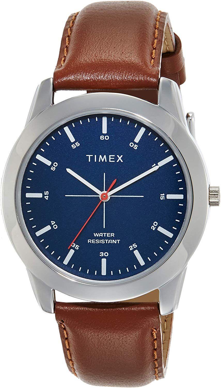 Timex Analog Blue Dial Men