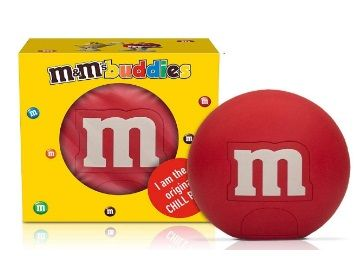 M&Ms Gumball-Style Candy Dispenser Toy 25cm Diwali Gift Pack with Milk Chocolate Candies at Rs.499