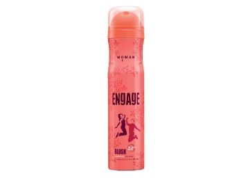 Flat 35% off on Engage Blush Deodorant For Women, 165ml /110g at Rs.124