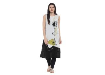 Min 70% off on Rangmanch by Pantaloons Women