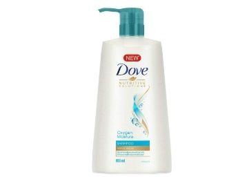 Apply Coupon - Dove Oxygen Moisture Shampoo, 650ml at Rs. 275