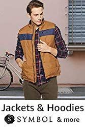 Jackets & Hoodies Under Rs. 599 [ Symbol, House & Shields & More ]