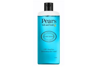 Pears Soft and Fresh Shower Gel, 250ml at Rs. 98