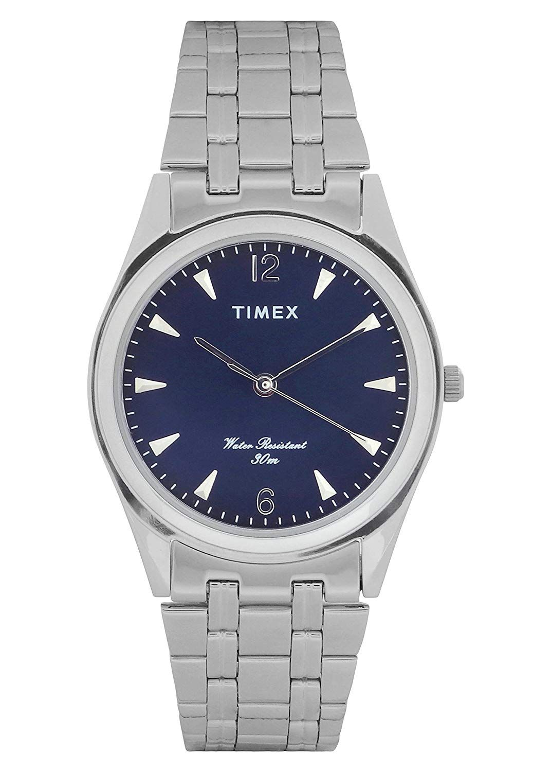 Timex Analog Blue Dial Men