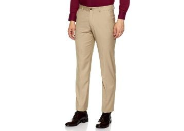 Min. 70% off on Louis Philippe Fit Formal Trousers From Rs. 658