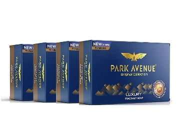 Park Avenue Luxury Fragrant Soap, 125g (BUY 3 GET 1) at rs. 87