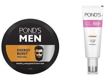 Minimum 35% off on Ponds Beauty Range From Rs. 86