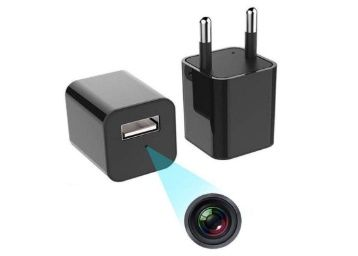 Finicky-World1080p HD Hidden Camera, Plug USB Charger at Rs. 1299