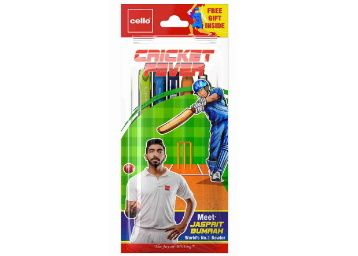 Apply 10% Coupon - Cello Cricket Fever Stationery Pouch at Rs. 45