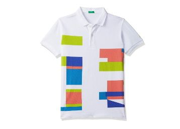 Flat 60% off United Colors of Benetton Boy