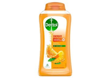 Apply Rs. 50 Coupon - Dettol Body Wash and shower Gel, Energize - 250ml at Rs. 110