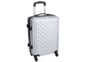 Min. 70% off on KILLER ABS 58 cms Sliver Hardsided Cabin Luggage at Rs. 1789