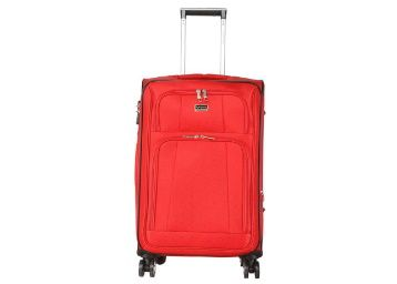 Flat 70% off on Giordano Polycarbonate Hardsided Check-in Luggage at Rs. 1717