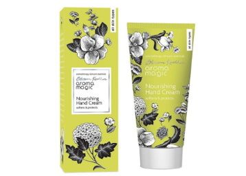Flat 50% off on Aroma Magic Nourishing Hand Cream, 50g at Rs. 87