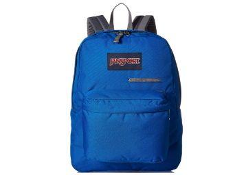 Flat 36% off on Jansport 25 Ltrs Stellar Blue School Backpack at Rs. 2700