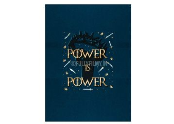 Flat 33% off: Fully Filmy Power Motivational Poster at Rs. 299