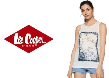Minimum 80% off on Lee Cooper Clothing From Rs. 159