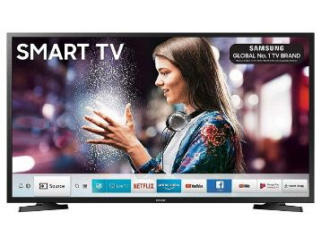 Flat 46% off on Samsung 108 cm (43 Inches) Full HD LED Smart TV at Rs. 31999