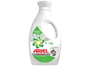 Apply 5% Coupon - Ariel Matic Liquid Detergent, Front Load, 2 Litre at Rs. 407