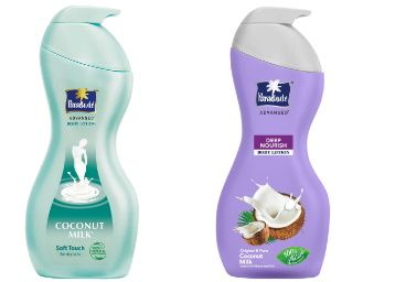 Parachute Advansed Body Lotion Soft Touch, 400 ml at Rs. 122