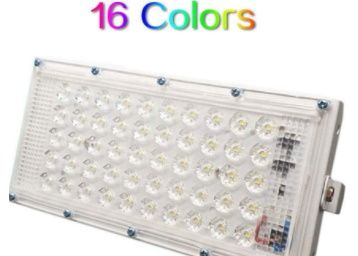 A & Y Elite Series Ultra Thin Slim IP65 Waterproof LED Flood Outdoor Light at Rs. 199 + Free Shipping