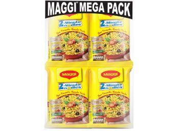Maggi 2 min Masala Noodles, 12 Singles, 840g at Rs. 122