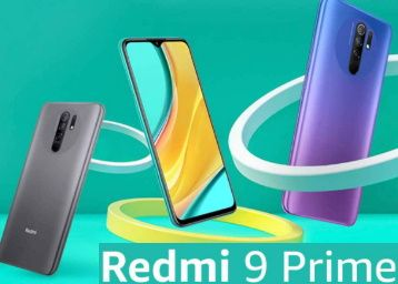 Redmi 9 Prime 4GB + 64GB At Rs. 9999 [ September 7 At 12 NOON ]