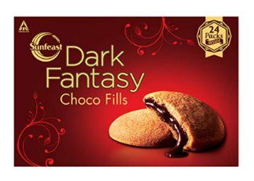 Sunfeast Dark Fantasy Choco Fills, 300g at Rs. 86