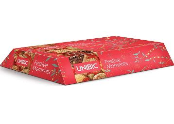 Unibic Festive Moment Cookies, 500 g at Rs. 161 + Free Shipping
