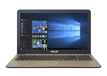 ASUS VivoBook 15 Intel Celeron N3350 15.6-inch HD Laptop (4GB RAM/256GB SSD/Windows 10/Integrated Graphics/Black/2.0 kg) at Rs. 19990