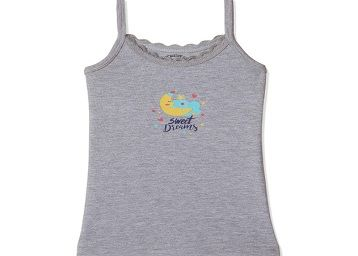 Easybuy girls Vest Regular Innerwear
